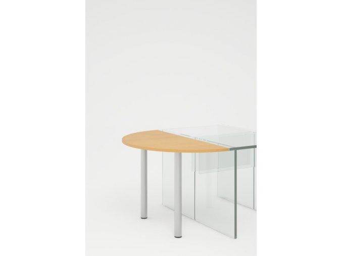 Kancelářský stůl jednací 120x60 KLASIK