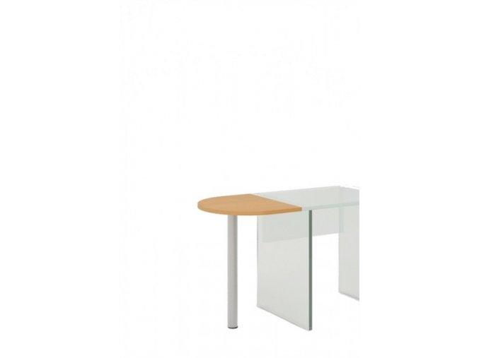 Kancelářský stůl jednací 80x50 KLASIK