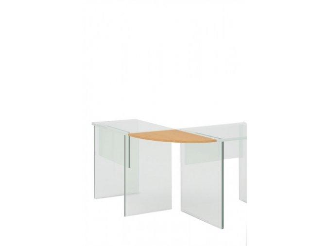 Kancelářský stůl jednací 80x60 cm KLASIK