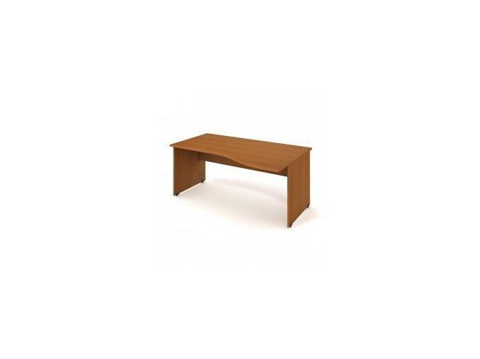 Rohový stůl do ordinace MEDIC 1 160×120 cm, pravý