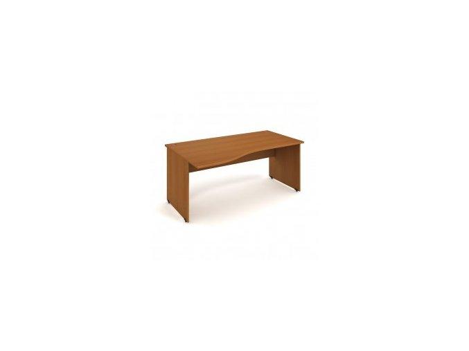 Rohový stůl do ordinace MEDIC 1 160×120 cm levý