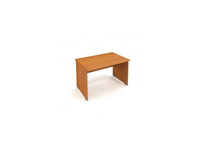 Psací stůl do ordinace MEDIC 1 rovný 120x75 cm