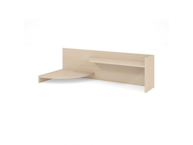 Kancelářská stolová nástavba L/P 1 KLASIK