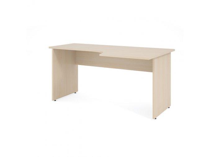 Rohový stůl KLASIK  160x90 cm pravý