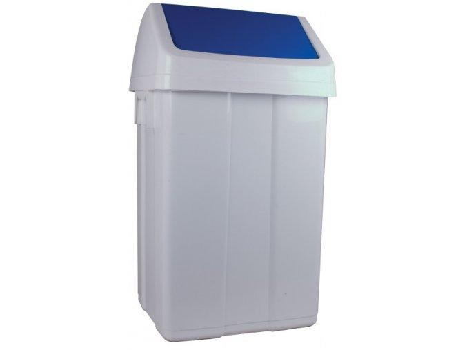 Odpadkový koš výklopný 25l
