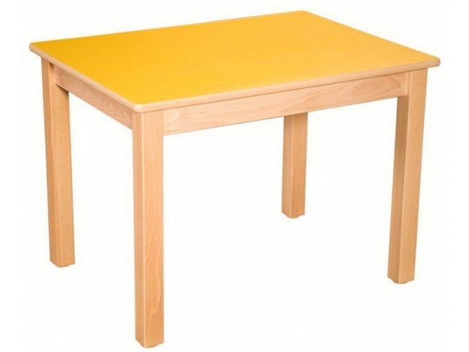 Školní stůl 80x60 cm ONDŘEJ 2
