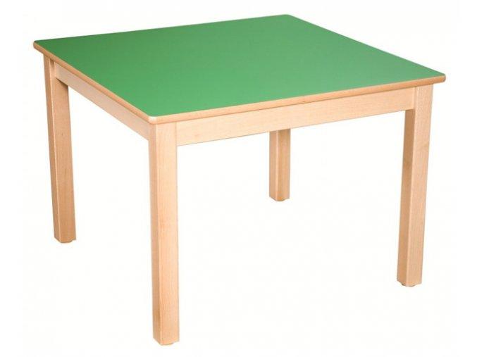 Školní stůl 80x80cm  RENÉ 2