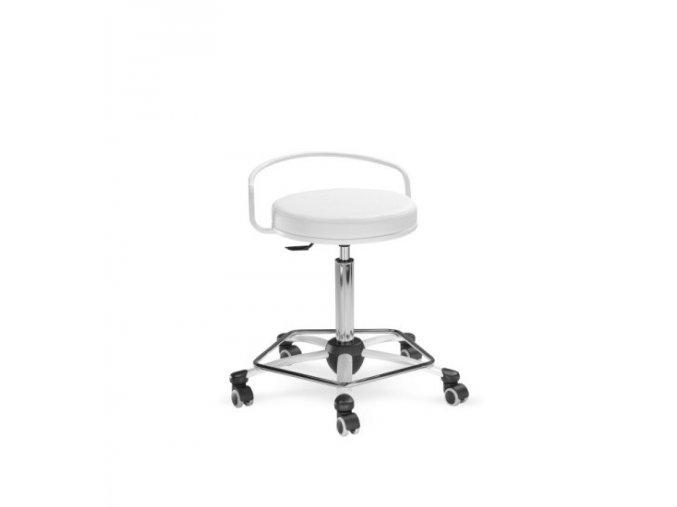 Zdravotnická židle otočná s oporou NORA
