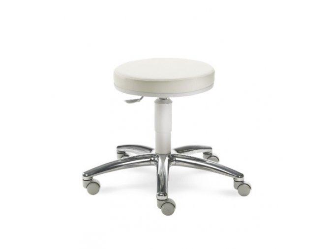 Zdravotnická židle na kolečkách otočná KLÁRA