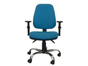 Kancelářská židle MULTISED Klasik BZJ 002 nosnost 130 kg