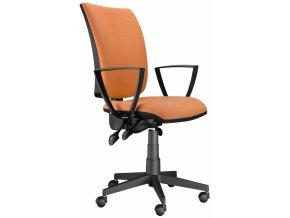 Kancelářská židle Alba Lara P 24 nosnost 130 kg