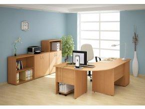 Kancelářská sestava Klasik 2