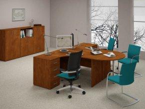 Kancelářská sestava Klasik 4
