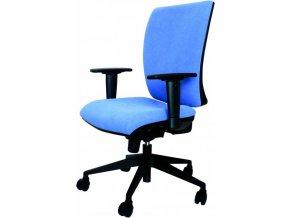 Kancelářská židle MULTISED Friemd BZJ 392 nosnost 150 kg, s područkami.