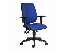 Kancelářská židle ANTARES 1380 ASYN Flute + područky BR 06