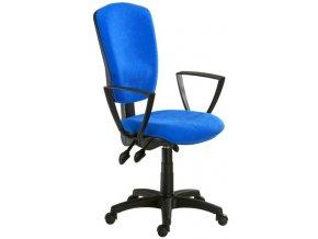 Kancelářská židle ALBA Zota s područkami asynchro
