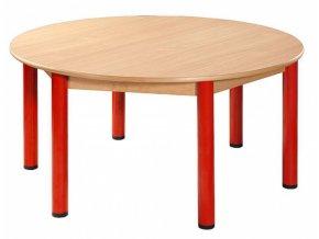 Dětský stůl VÍŤA kulatý průměr 120 cm