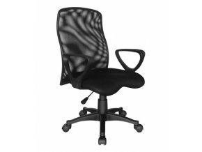 Kancelářská židle SEDIA W-91 s područkami