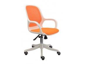 Dětská otočná židle na kolečkách ALBA EGG