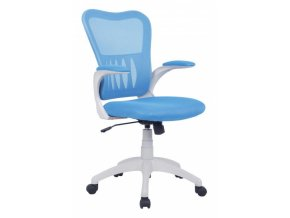 Kancelářská židle SEDIA S 658 FLY s područkami