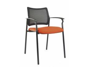 Konferenční židle ANTARES 2170 Rocky NET N  s područkami