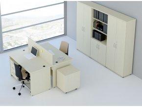 Kancelářská sestava GAMA 3