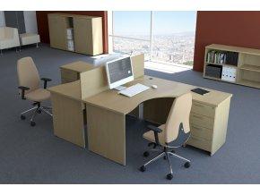 Kancelářská sestava GAMA 5