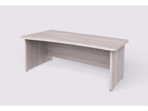 Psací stůl IMPERIAL tvarový 200 cm levý