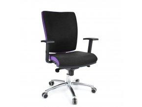 Kancelářská židle MULTISED BZJ 391 A nosnost 150 kg