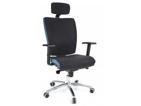 Kancelářská židle MULTISED BZJ 391 PDH A nosnost 140 kg