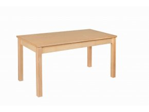 Dětský stůl NATÁNEK hranatý 120x80 cm