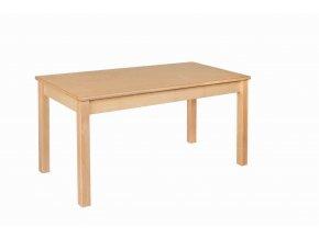 Dětský stůl NATÁNEK hranatý 80x60 cm