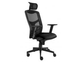 Kancelářská židle ALBA YORK síť nosnost 130 kg