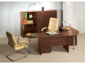 kancelarsky nabytek sestava impress 9