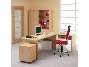 kancelarsky nabytek sestava impress 1