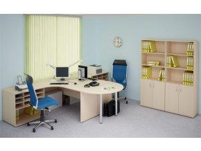 kancelarsky nabytek sestava impress 4 (1)