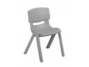 Plastová židle pro učitele