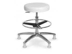 Zdravotnická židle otočná s kruhem OLGA