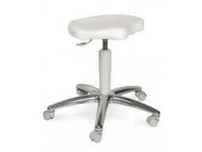 Zdravotnická židle otočná sedlová KAROLÍNA