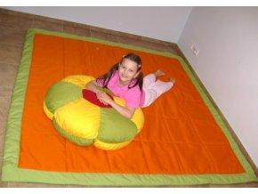 Molitanová deka čtverec STELA