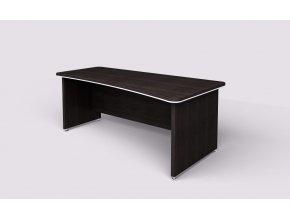 Psací stůl IMPERIAL tvarový 200 cm pravý