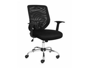 Kancelářská židle SEDIA W-95 s područkami