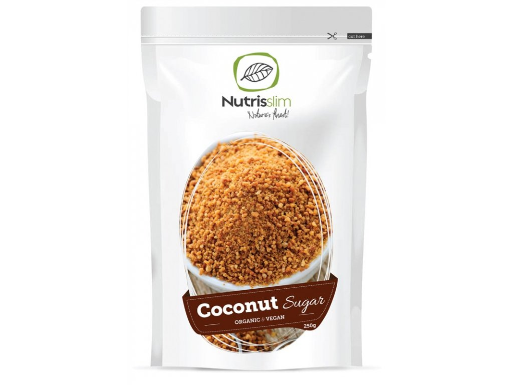 Coconut Palm Sugar 250g Bio