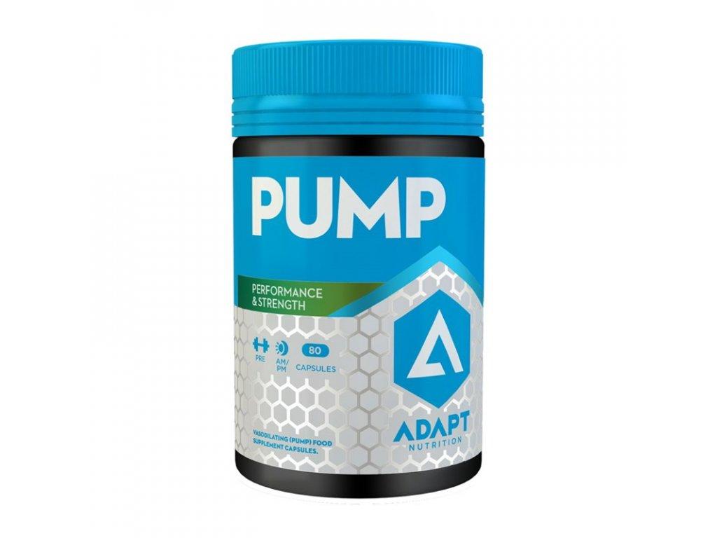 Adapt Nutrition PUMP 80 kapslí