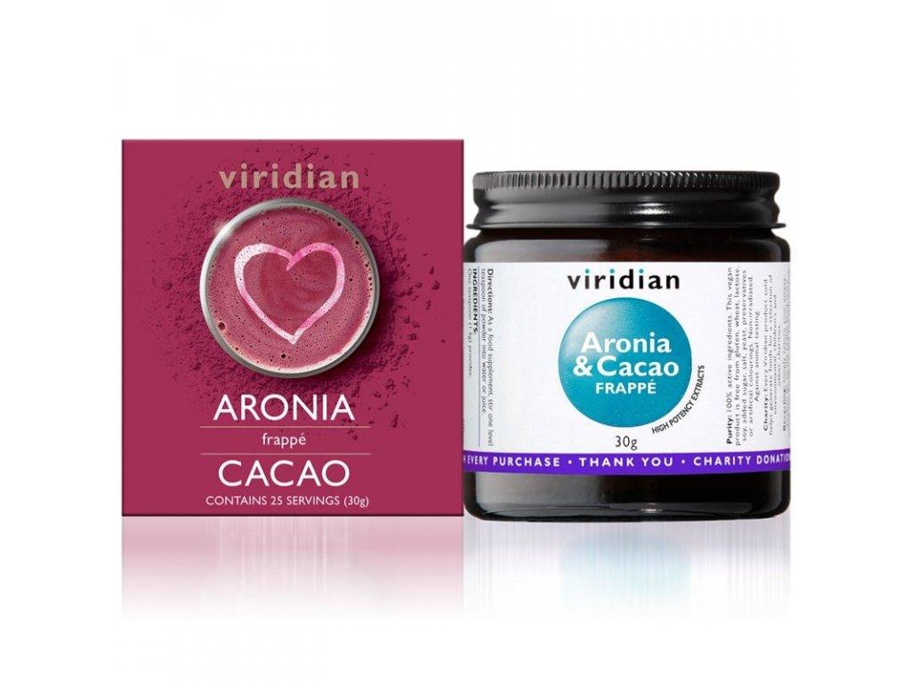 Viridian Aronia & Cacao Frappé 30 g