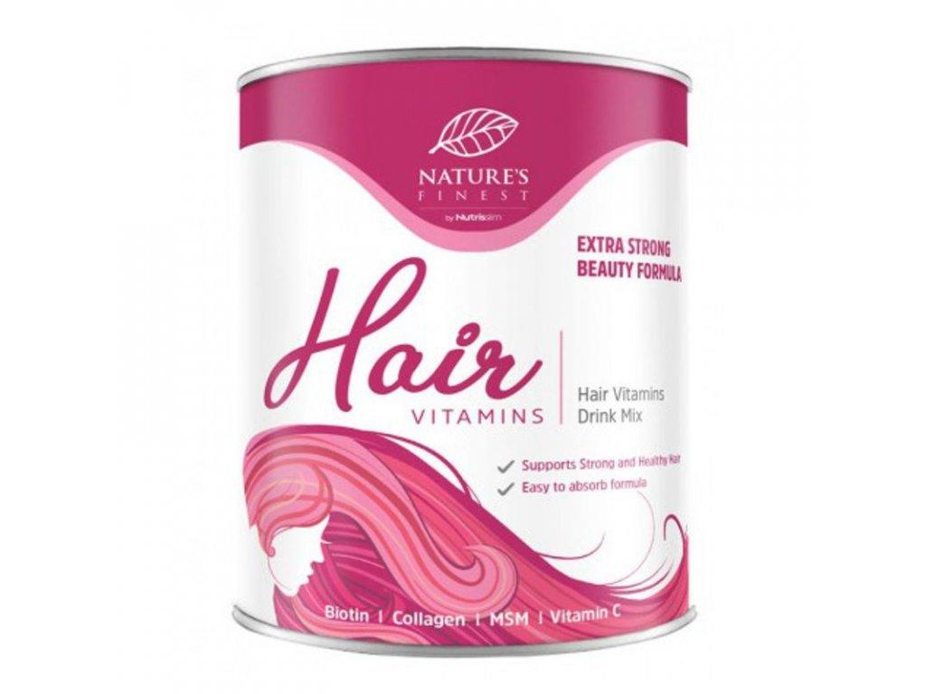 Hair Vitamins 150g (Podpora vlasů)