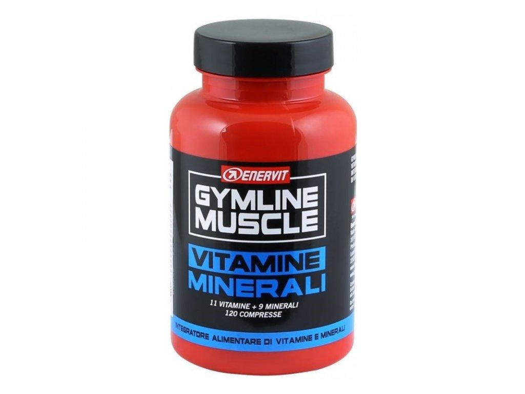Vitamine Minerali 120 tablet