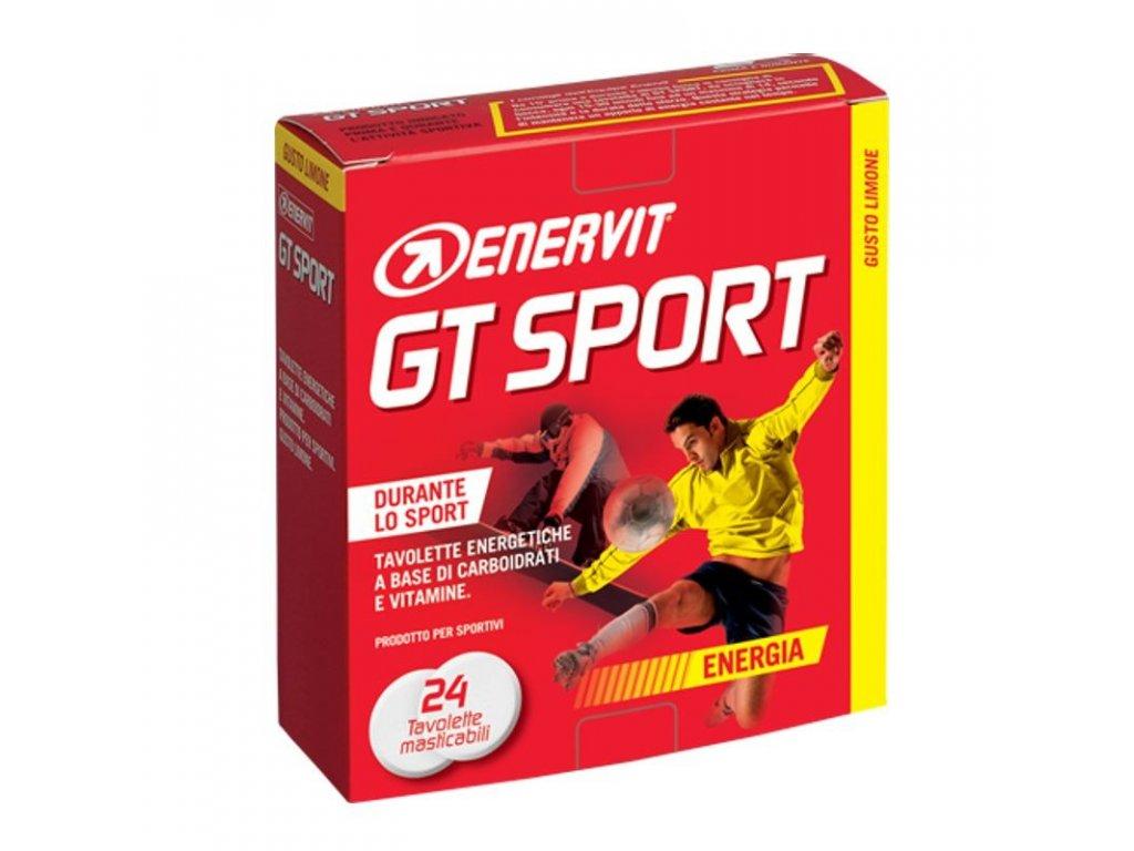 GT Sport 24 tablet citron