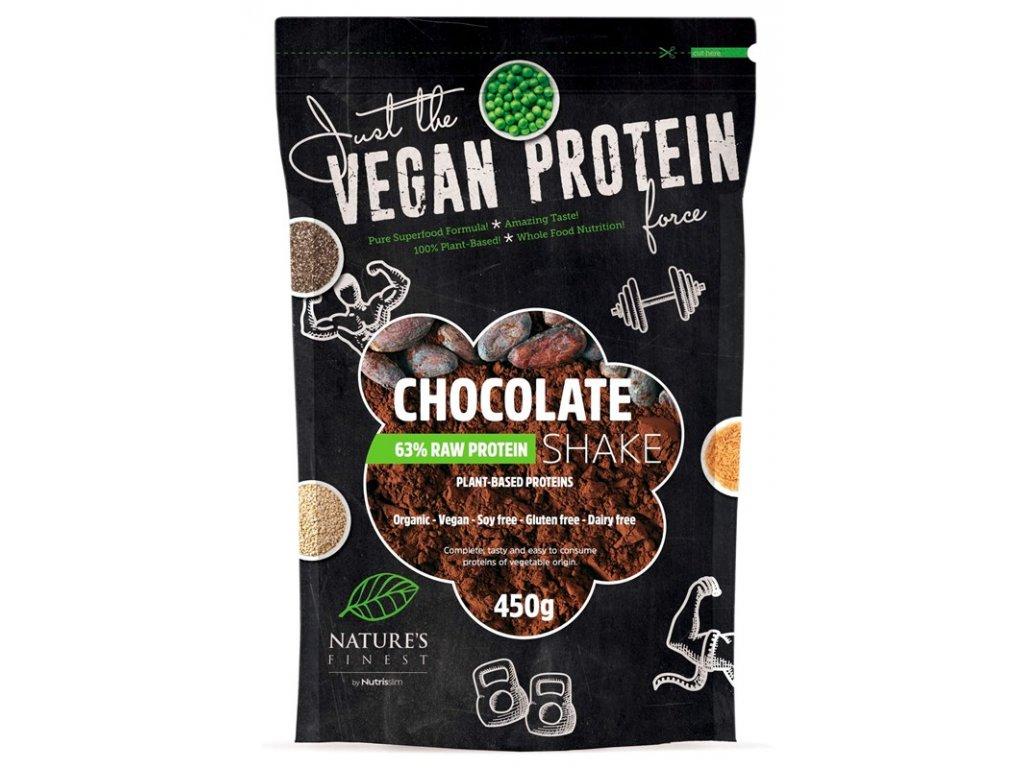 Protein Shake 450g Bio