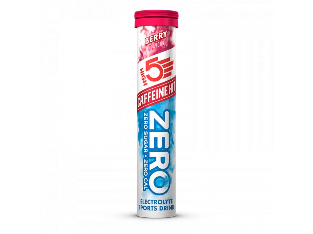 Zero Caffeine Hit 20 tablet New berry (ovoce)